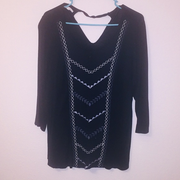 Maurices Tops - Maurices black top